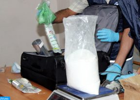Casablanca: arrestation d'une Brésilienne pour tentative de trafic international de drogue